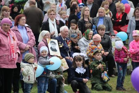 Праздничное шествие