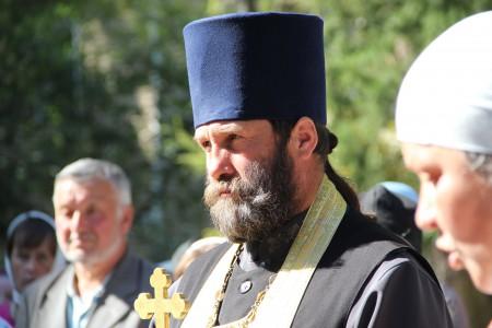 Владимирский Крестный ход в Новой Ладоге